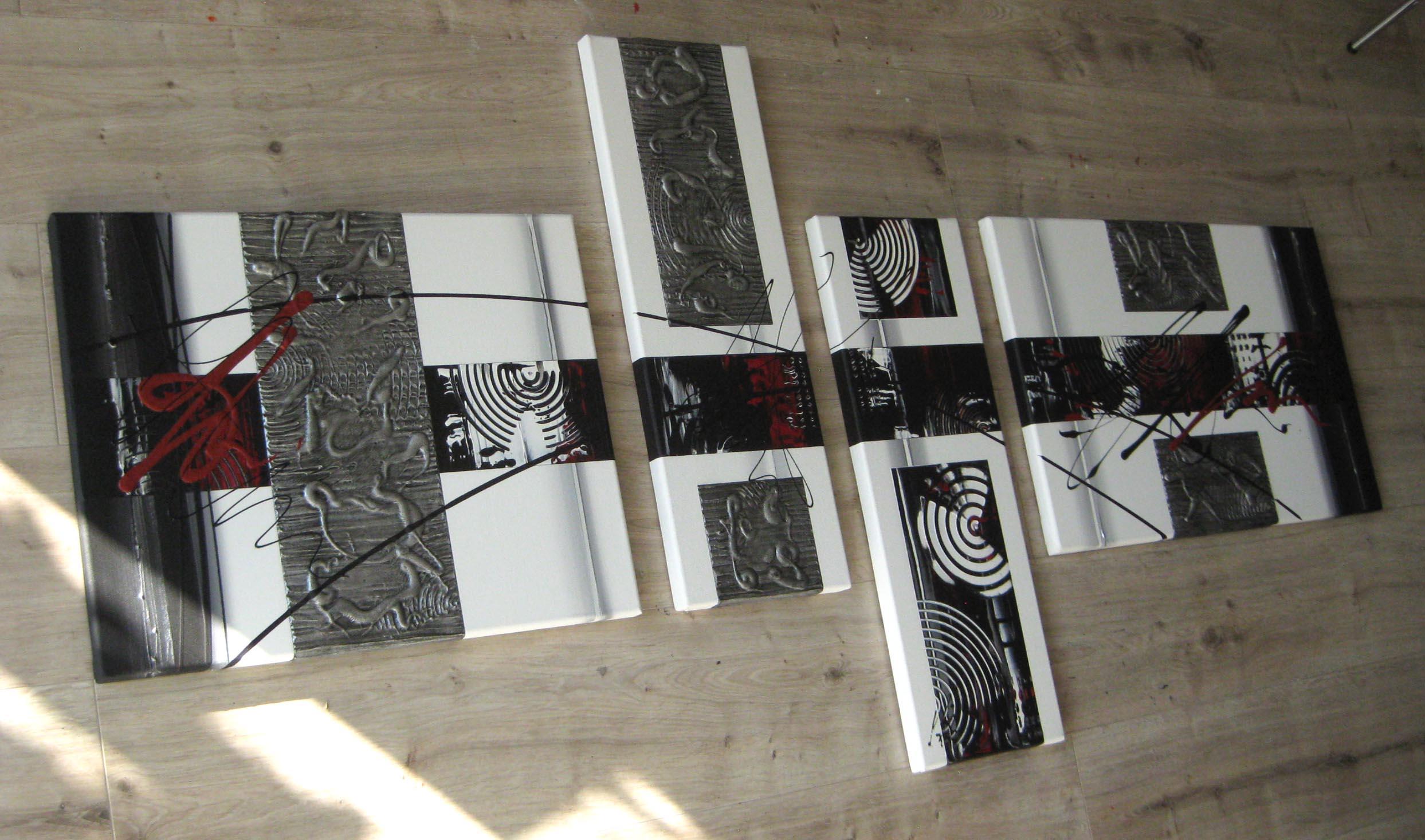 atelier mico bilder gem lde kunst abstrakt original. Black Bedroom Furniture Sets. Home Design Ideas