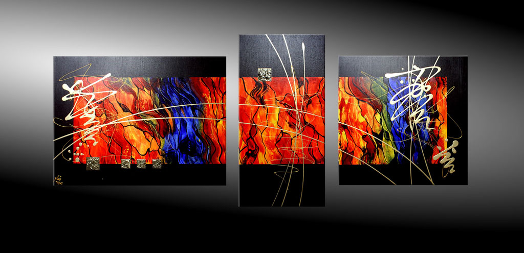- Different Places Moderne Kunst in Acryl kaufen