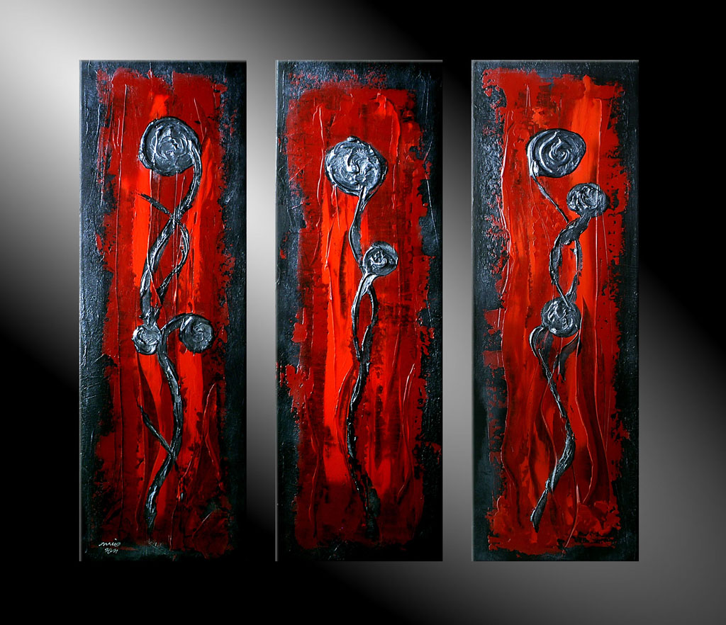 - Growing Moderne Kunst in Acryl kaufen